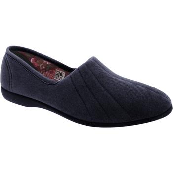 Zapatos Mujer Pantuflas Gbs AUDREY Azul marino