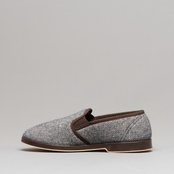 Zapatos Hombre Pantuflas Gbs STAFFORD Marrón