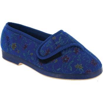 Zapatos Mujer Pantuflas Gbs WILMA Azul