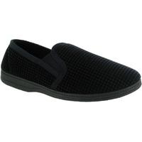 Zapatos Hombre Slip on Mirak Highbury Azul marino