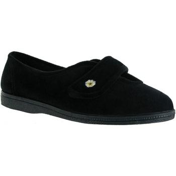 Zapatos Mujer Pantuflas Mirak Andrea Negro