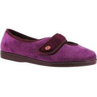 Zapatos Mujer Pantuflas Mirak Andrea Vino