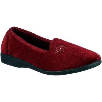 Zapatos Mujer Pantuflas Mirak Simone Vino