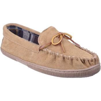 Zapatos Hombre Mocasín Cotswold Alberta Beige