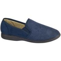 Zapatos Hombre Pantuflas Mirak Tim Azul marino