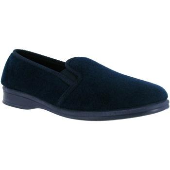Zapatos Hombre Pantuflas Mirak Shepton Slip-On Azul marino