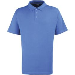 textil Hombre Polos manga corta Premier Stud Azul