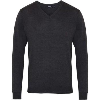 textil Hombre Jerséis Premier PR694 Carbón