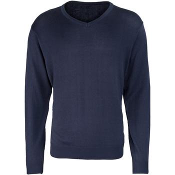 textil Hombre Jerséis Premier PR694 Azul marino