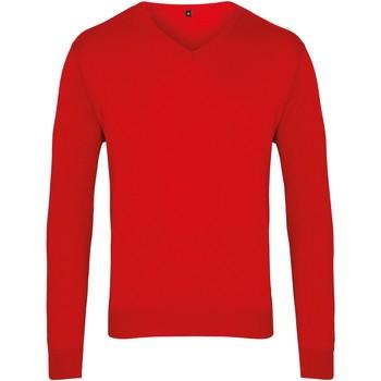textil Hombre Jerséis Premier PR694 Rojo