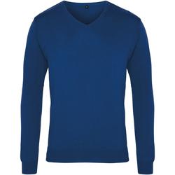 textil Hombre Jerséis Premier PR694 Azul