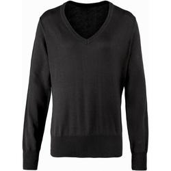textil Mujer Jerséis Premier PR696 Negro