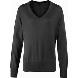 textil Mujer Jerséis Premier PR696 Carbón