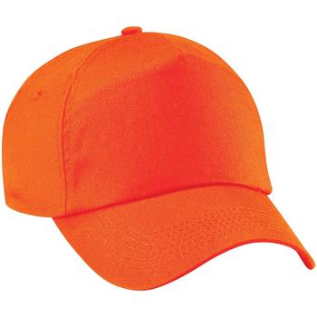 Accesorios textil Gorra Beechfield B10 Naranja
