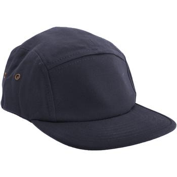 Accesorios textil Hombre Gorra Beechfield BC654 Azul marino