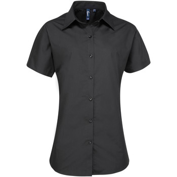 textil Mujer Camisas Premier PR309 Negro