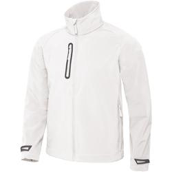 textil Hombre Cortaviento B And C X-Lite Blanco