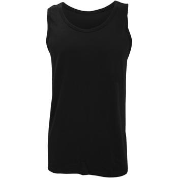 textil Hombre Camisetas sin mangas Gildan 64200 Negro