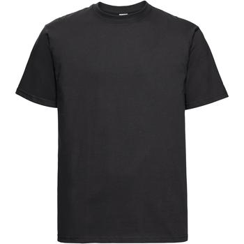 textil Hombre Camisetas manga corta Russell 215M Negro