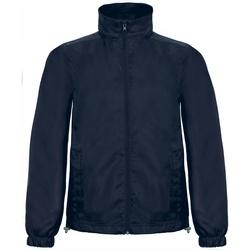 textil Hombre Cortaviento B And C ID.601 Azul marino