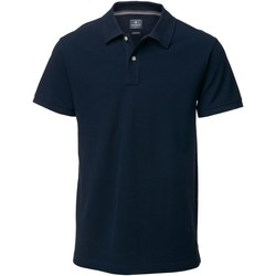 textil Hombre Polos manga corta Nimbus NB37M Azul marino