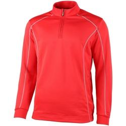 textil Hombre Chaquetas de deporte Rhino Seville Rojo
