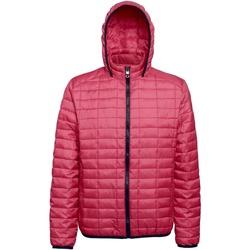 textil Hombre Plumas 2786 TS023 Rojo