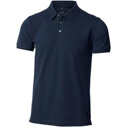 textil Hombre Polos manga corta Nimbus NB52M Azul marino