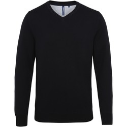 textil Hombre Jerséis Asquith & Fox AQ042 Negro
