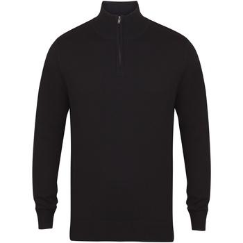 textil Hombre Jerséis Henbury HB729 Negro