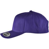 Accesorios textil Hombre Gorra Yupoong YP022 Púrpura