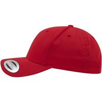 Accesorios textil Hombre Gorra Yupoong YP022 Rojo