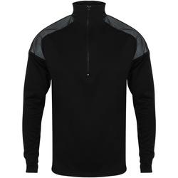 textil Hombre Chaquetas de deporte Tombo TL555 Negro
