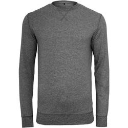 textil Hombre Jerséis Build Your Brand BY010 Carbón