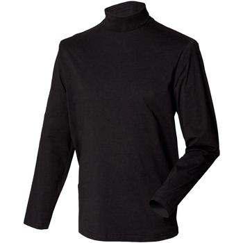 textil Hombre Jerséis Henbury HB020 Negro