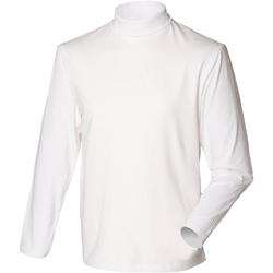 textil Hombre Jerséis Henbury HB020 Blanco