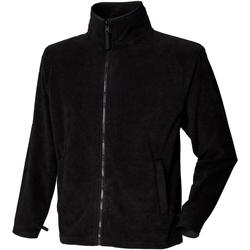 textil Hombre Polaire Henbury  Negro