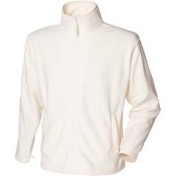 textil Hombre Polaire Henbury  Crema