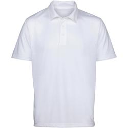 textil Hombre Polos manga corta Awdis Sublimation Blanco