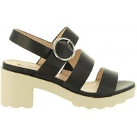 Zapatos Mujer Sandalias MTNG 50085 BAHAMA Negro