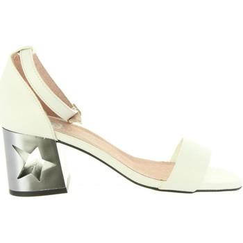 Zapatos Mujer Sandalias MTNG 50719 GOLDEN Blanco
