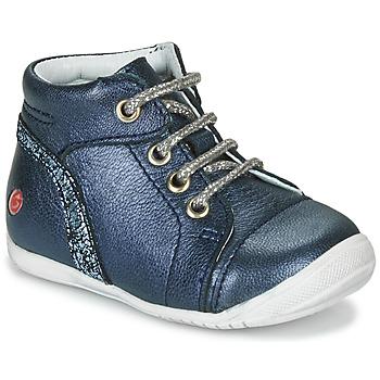 Zapatos Niña Botas de caña baja GBB ROSEMARIE Azul