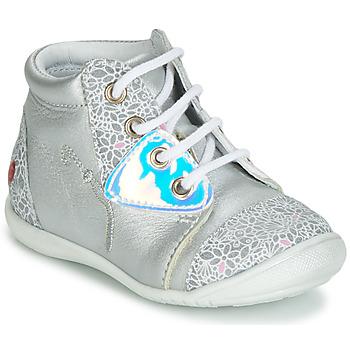 Zapatos Niña Zapatillas altas GBB VERONA Plata