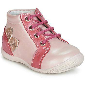 Zapatos Niña Zapatillas altas GBB FRANCKIE Rosa