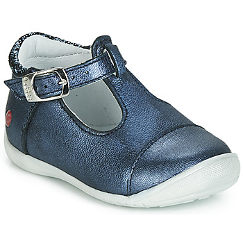 Zapatos Niña Bailarinas-manoletinas GBB MERTONE Azul