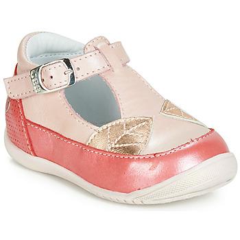 Zapatos Niña Bailarinas-manoletinas GBB PAKITA Rosa