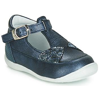 Zapatos Niña Bailarinas-manoletinas GBB PAKITA Azul