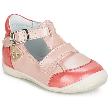 Zapatos Niña Bailarinas-manoletinas GBB ZENNIA Rosa