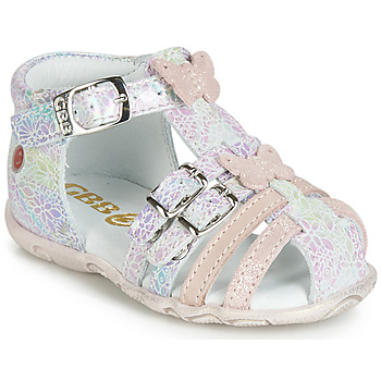 Zapatos Niña Sandalias GBB RIVIERA Rosa