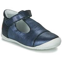 Zapatos Niña Bailarinas-manoletinas GBB MERCA Azul
